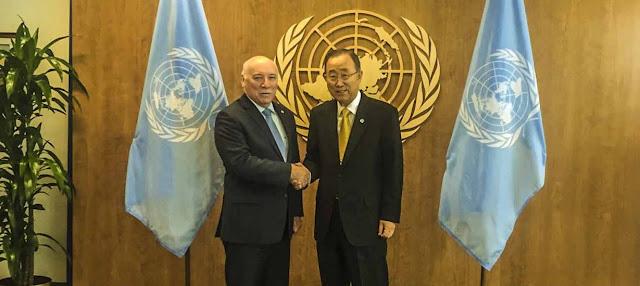 ONU y relaciones internacionales