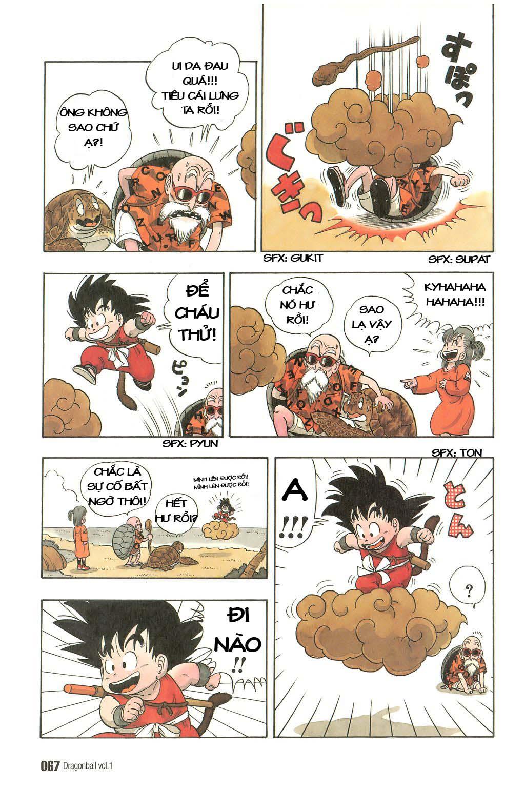 Dragon Ball chap 4 trang 5