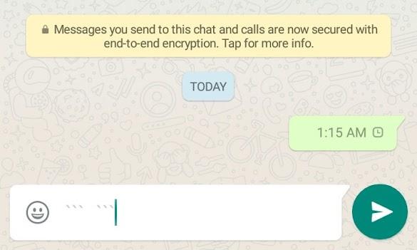 Cara Mengirim Pesan Blank (Kosong) Di Whatsapp Tanpa Aplikasi