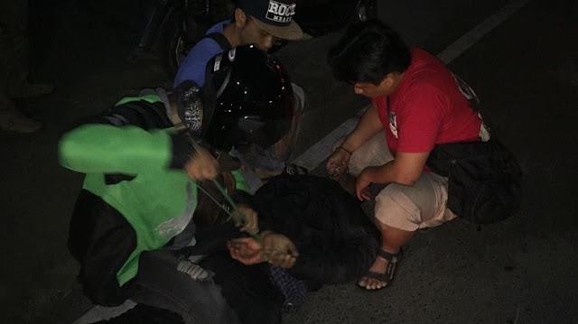 Detik-detik Begal Pencabut Nyawa Shanda Ditembak Mati Polisi