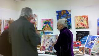 Art at Hall-Brooke St. Vincents