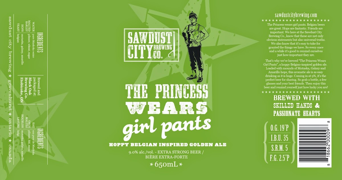 The Sawdust City Brewing Co : Spring Has Sprung and the