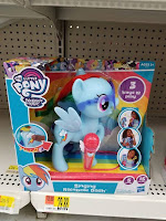 My Little Pony Singing Rainbow Dash at Walmart