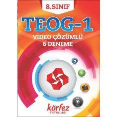 Körfez 8.Sınıf TEOG-1 Video Çözümlü 6 Deneme (2017)