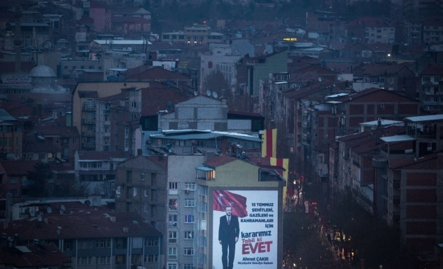"Evet ""ναι"" - hayir ""όχι"" και το μέλλον της Τουρκίας"