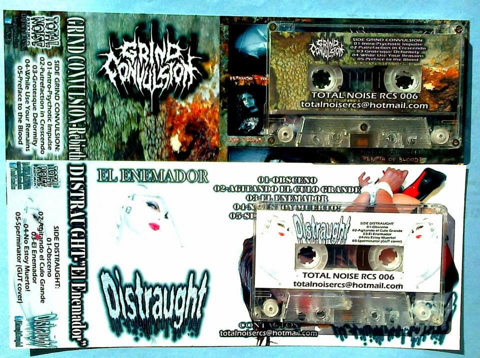 Metal Brutal Argentino: Distraught