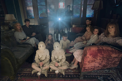 Miss Peregrine's Home for Peculiar Children Movie Review