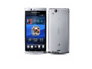 Firmware Download Sony Ericsson Xperia arc LT15i