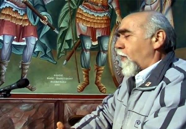 Καστοριά: Το Τροπάριο της Κασσιανής με τον Δημήτρη Στούμπο (βίντεο)
