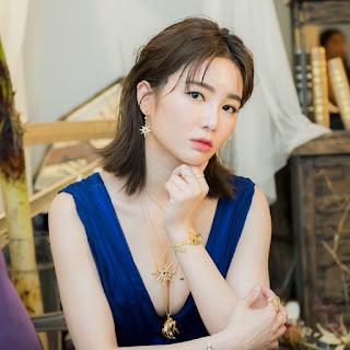 林志玲、金秘書、邵雨薇、舒子晨耳上發光  THOMAS SABO星月耳環讓女神接力戴