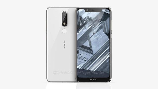Nokia X5 TA-1109