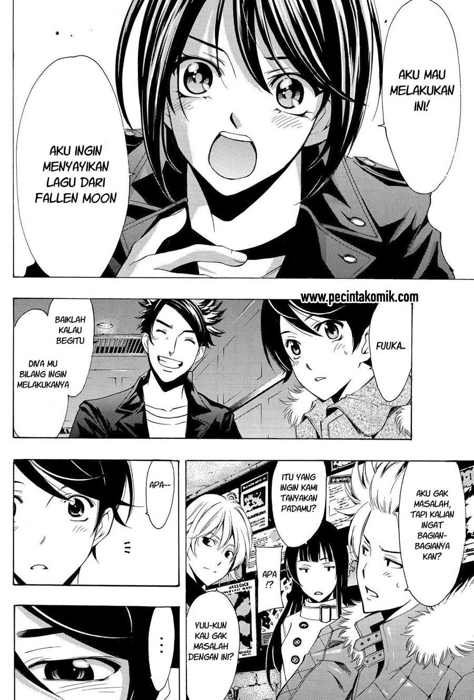 Fuuka Chapter 127-8