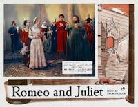 Cartel nº 4 - Romeo y Julieta 1954