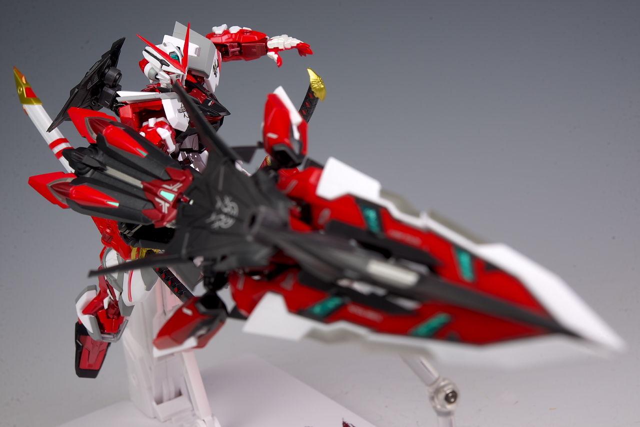 SUPREME MECHA]: [ Review ] - Metal Build - Astray Red Frame Kai ...