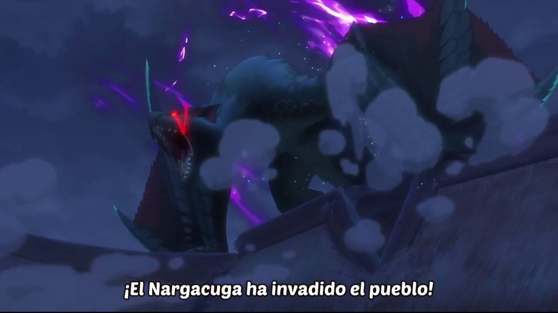 Monster Hunter Stories Ride On cap 12 sub español