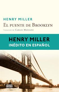 El puente de Brooklyn Henry Miller