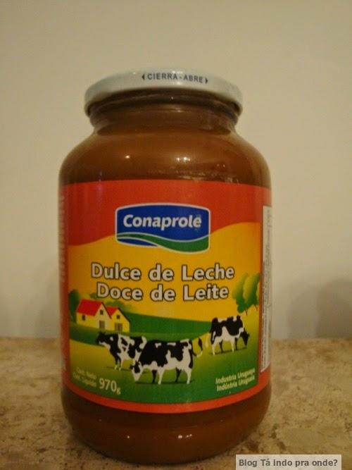 doce de leite Conaprole