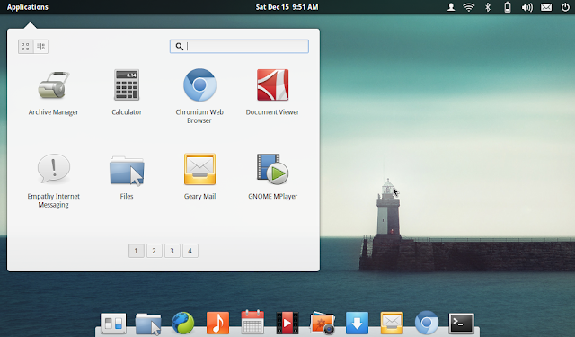 elementary OS luna full review