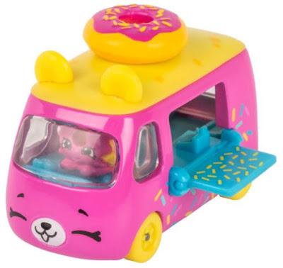 Фургончик с пончиком на крыше Шопкинс