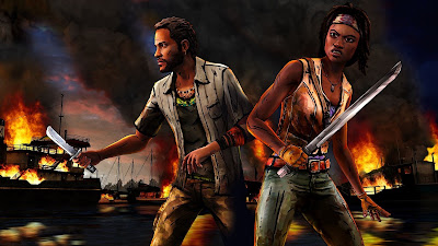 Walking Dead Michonne Episode 2 Game Free Download For PC
