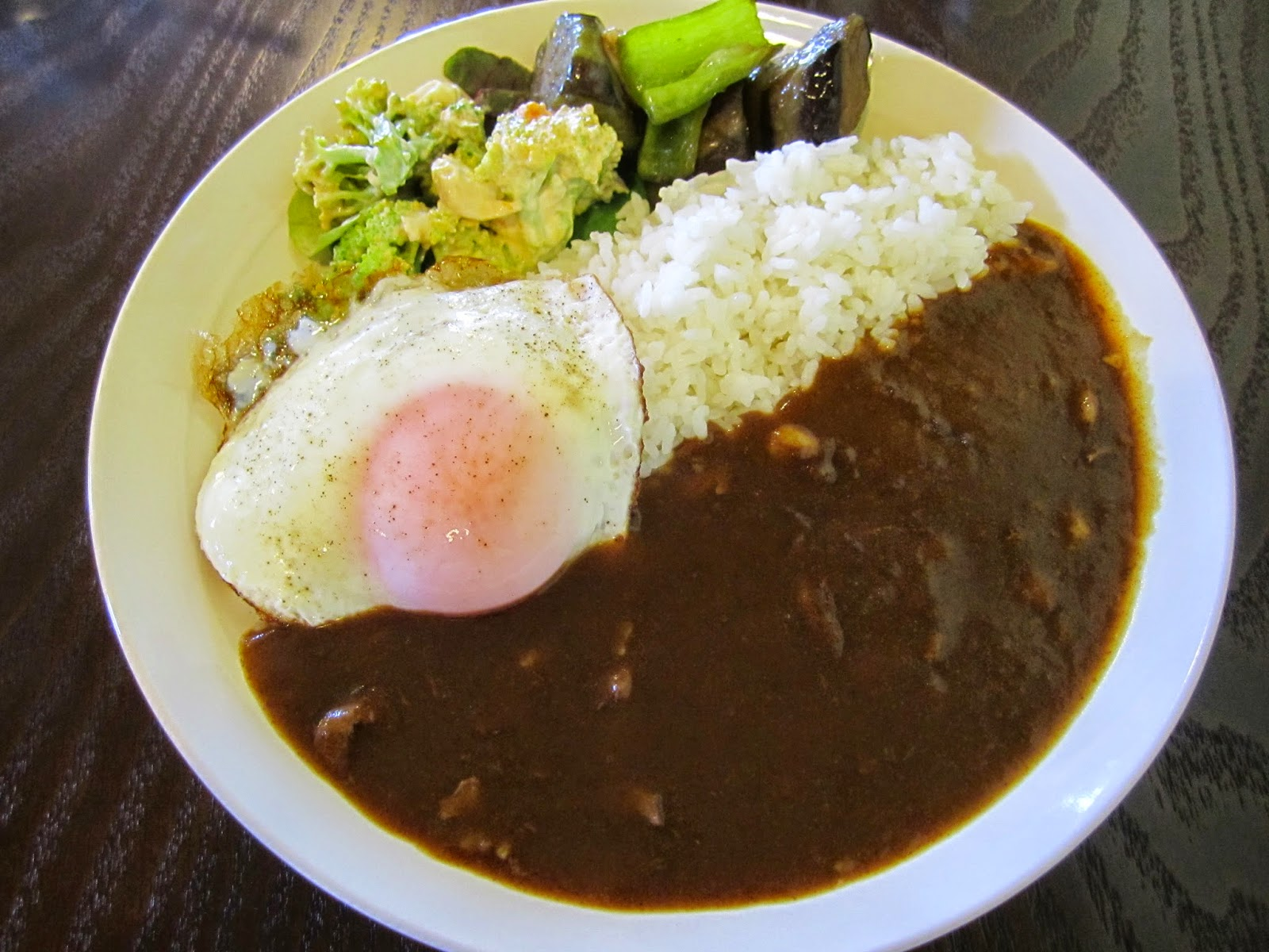 Beef Tendon Curry Gyu Suji Curry Towada Bunny Rabbit Cafe Usa Cafe Lovelies 牛すじカレー 十和田うさぎカフェ うさカフェラヴリーズ