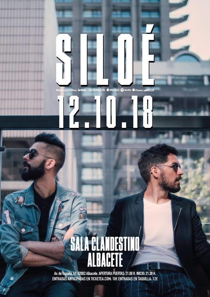 Conciertos en Albacete: Concierto de Siloé en Albacete