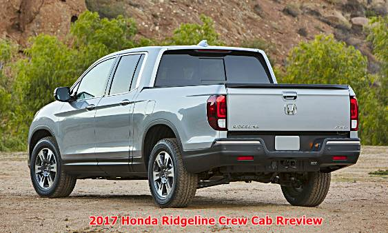 2017 Honda Ridgeline Crew Cab Review