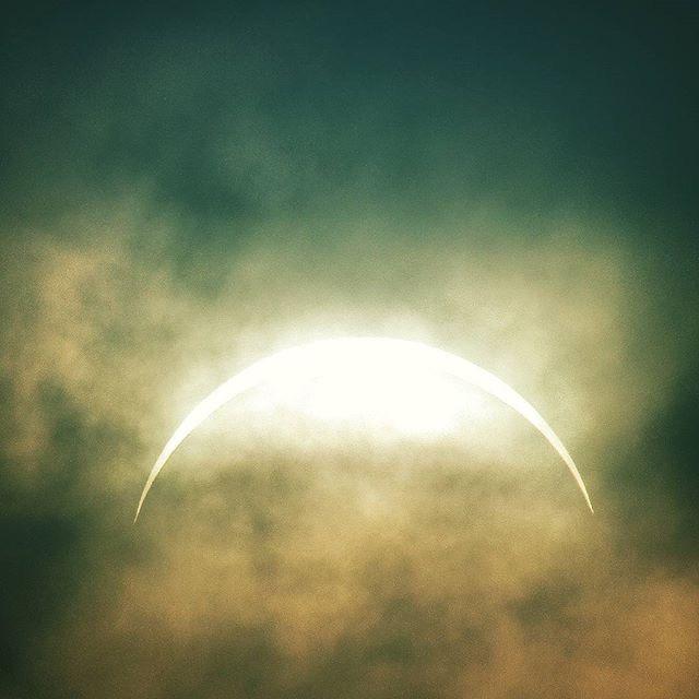 Foto Foto Gerhana Matahari