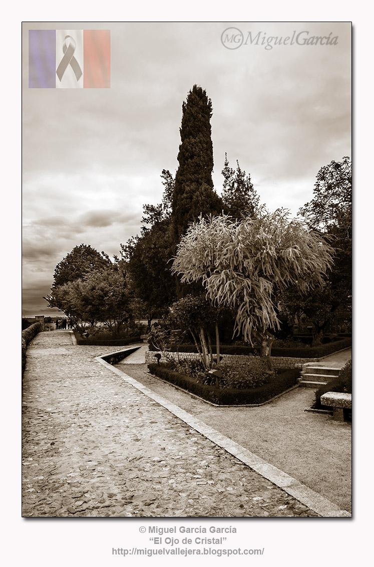 Huerto de Calixto y Melibea - Salamanca.