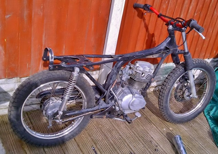 Honda CG 125 Owner Blog April 2015