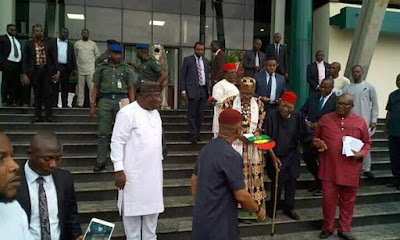 Just In: Kanu Rejects Southeast Govs' Plea, Insists On Biafra