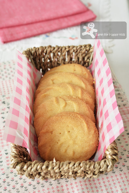 crispy butter cookies