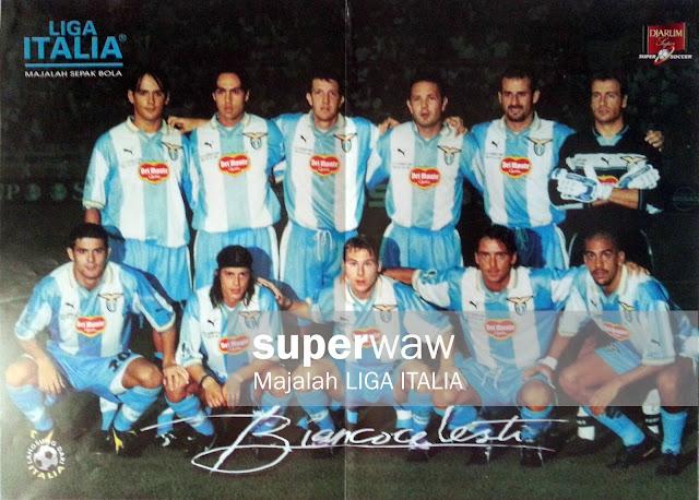Biancoselesti Lazio 2000