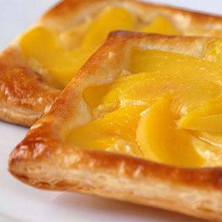 Pyragėliai su persikais