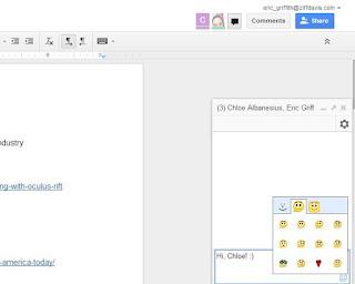 apa itu google drive chatting