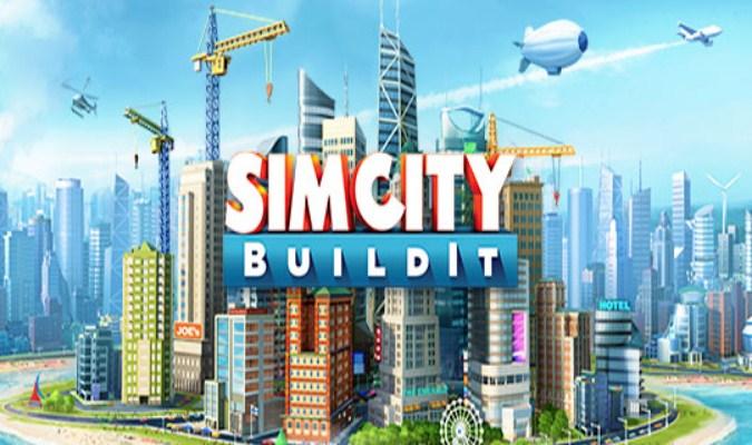 Game City Building Terbaik untuk Android - SimCity Buildit
