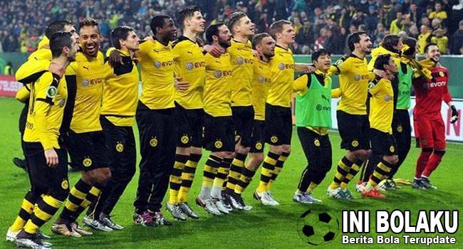 Apes, 9 Pemain Dortmund Keracunan?