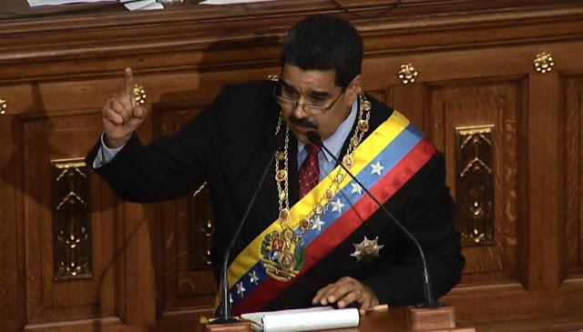 Presidente Nicolás Maduro realizó anuncios económicos