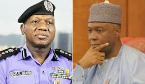 Send your men to question me, Saraki tells IG