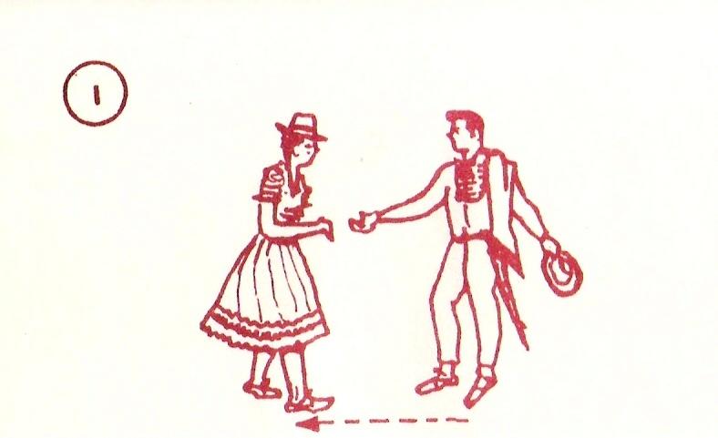 Las Libretas De Dibujo De 10 Artistas Colombianos: Arte, Cultura Y Turismo: Dibujo Del Baile Bambuco
