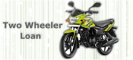 Apply for Two wheeler loan