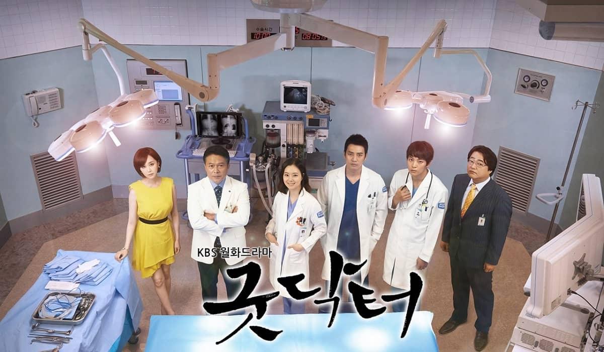 Download Drama Korea Good Doctor Sub Indo Batch