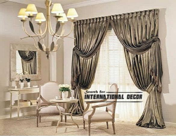 Beau Unique Curtain Designs For Window Decorations