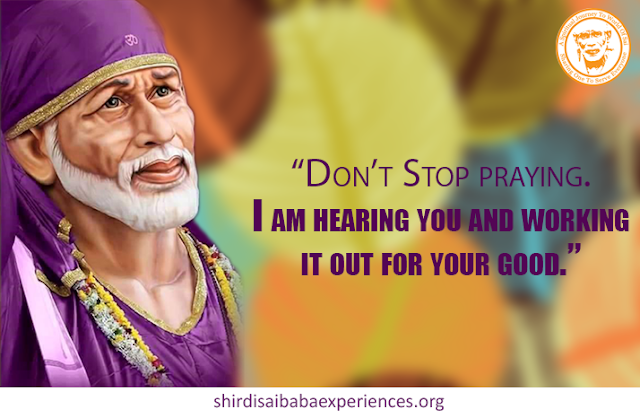 Shirdi Sai Baba Blessings - Experiences Part 2647