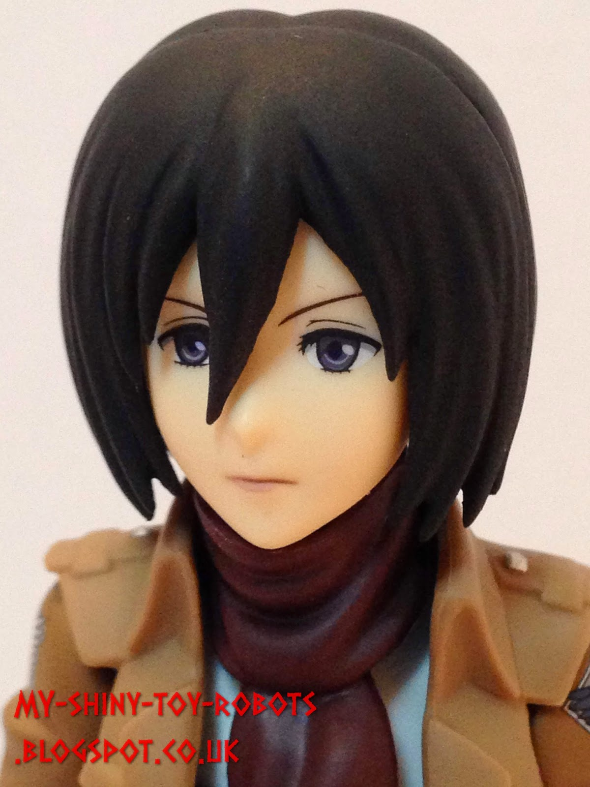 Figma Mikasa from Max Factory/Good Smile Company