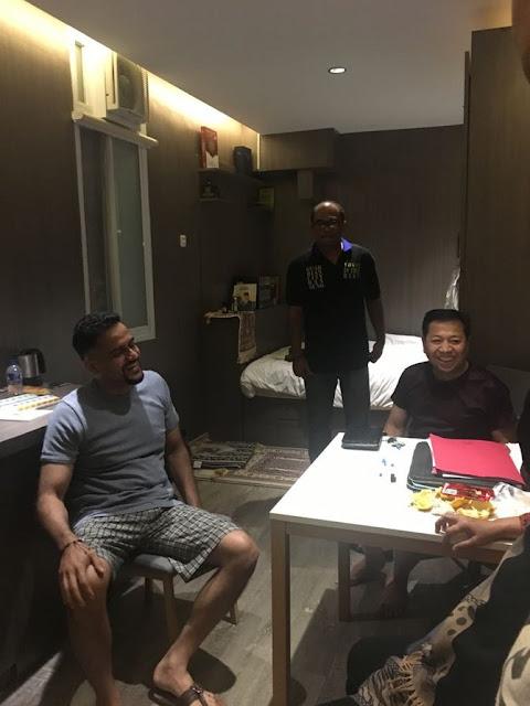 Ombudsman RI Sidak Lapas Sukamiskin, Kamar Setya Novanto Seperti Apartemen
