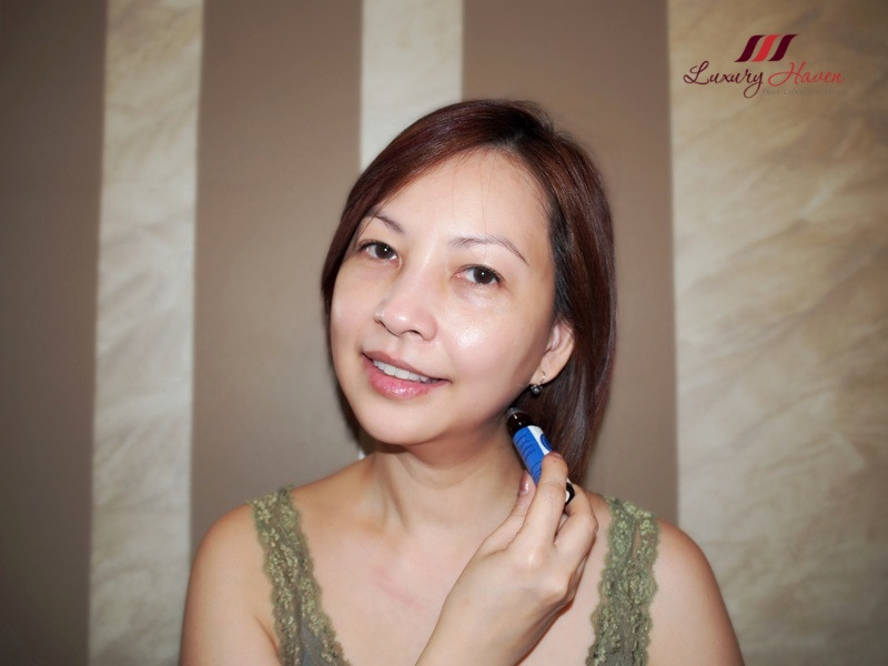 singapore beauty blogger reviews nila essence roll on