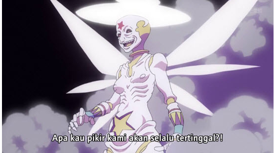 Download Anime D.Gray-man Hallow Episode 2 Subtitle Indonesia