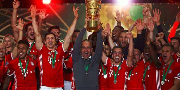 Bayern Munchen Pastikan Gelar Juara Piala Jerman