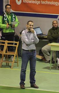 Jesús Gutiérrez deja el CB Cazorla que ficha a Francis Sánchez